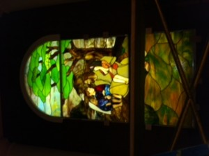 photo.JPGchurch window installed